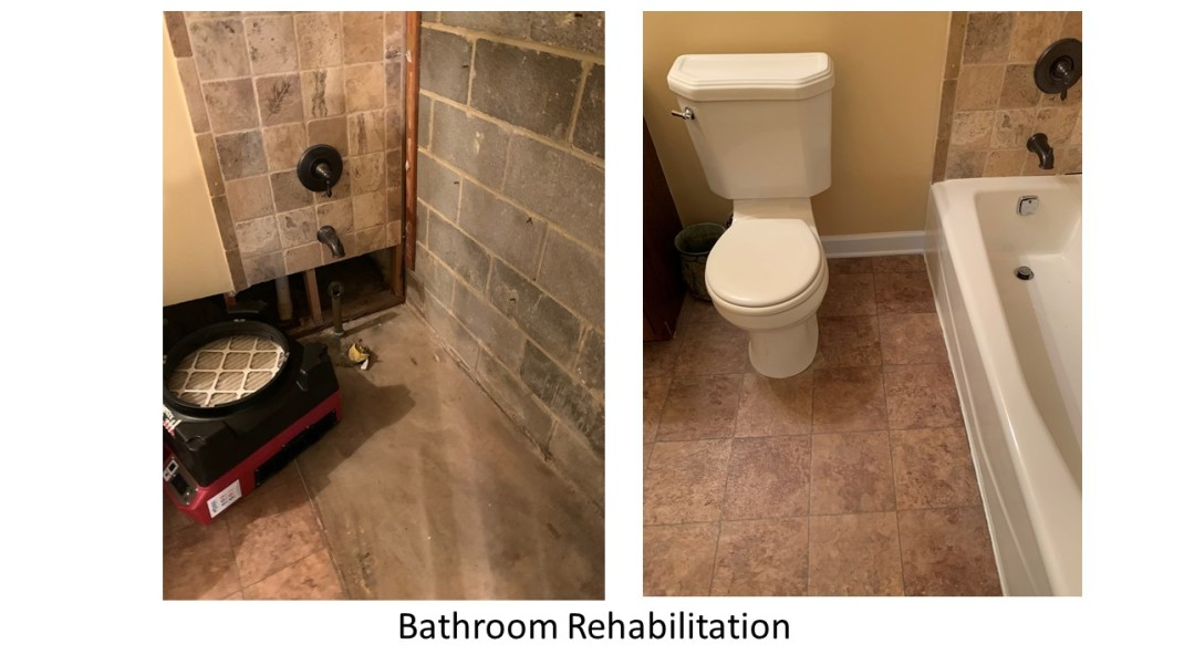 Bath Rehabilitation by At to Z Turnover Services